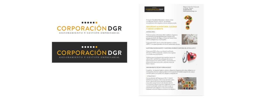 corporación dgr-1b